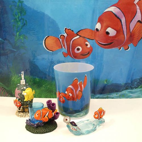 finding nemo bathroom accessories finding nemo bathroom accessories image finding nemo. Black Bedroom Furniture Sets. Home Design Ideas