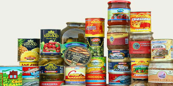 Cortas Canned Food